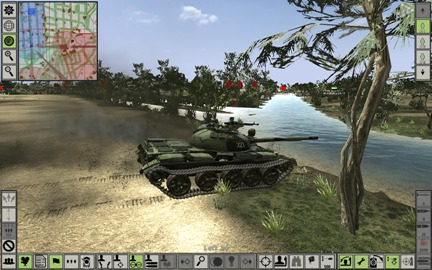M60 Tank Platoon