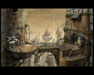 Test Machinarium PC - Screenshot 6