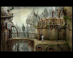 Test Machinarium PC - Screenshot 7