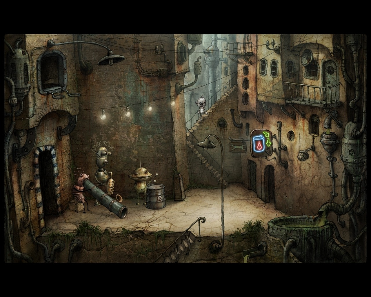 Images Machinarium PC - 16