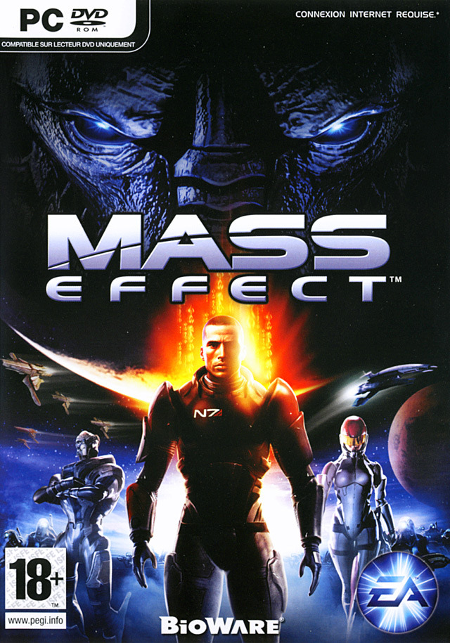 Mass Effect [FR]+Crack