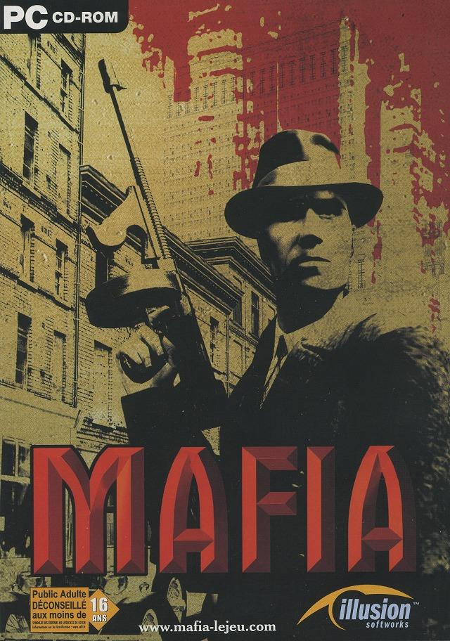 Mafia [PC | ISO] 3CD [FS]