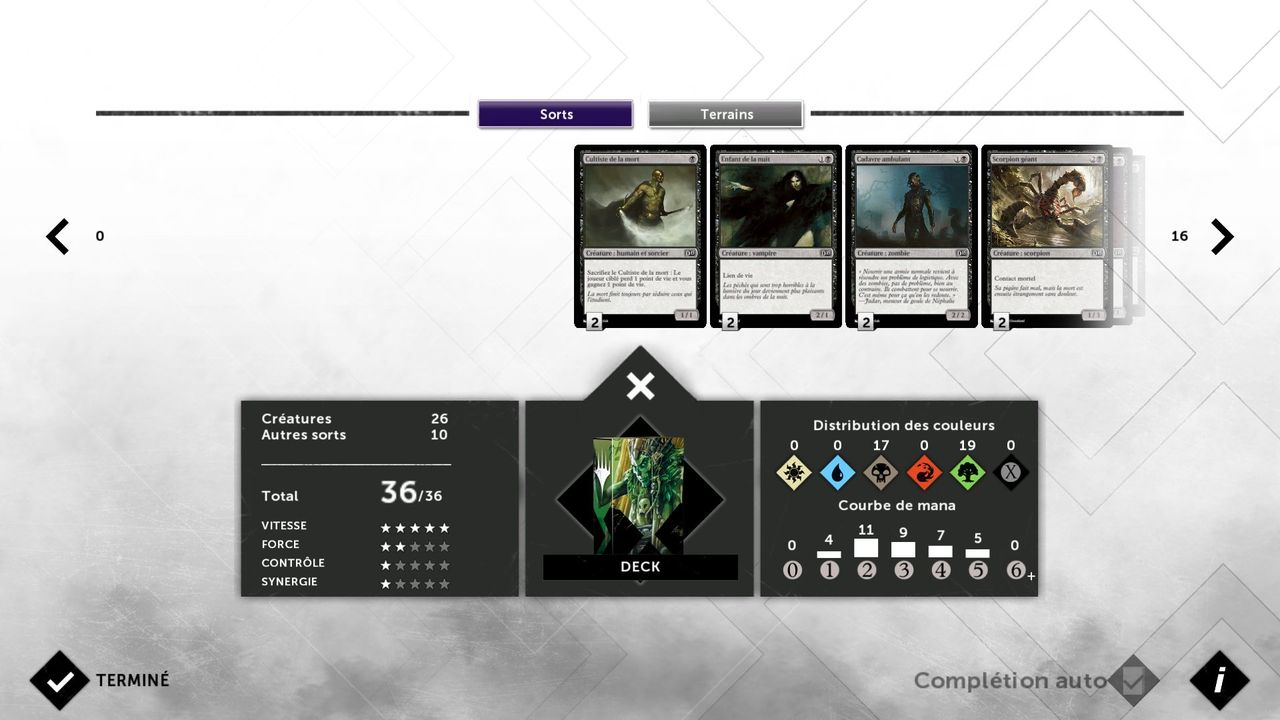 jeuxvideo.com Magic 2015 - Duels of the Planeswalkers - PC Image 3 sur