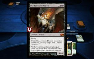 Test Magic : The Gathering : Duels of the Planeswalkers 2014 PC - Screenshot 4