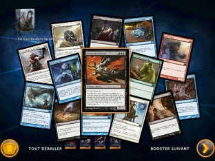 Test Magic : The Gathering : Duels of the Planeswalkers 2014 PC - Screenshot 8