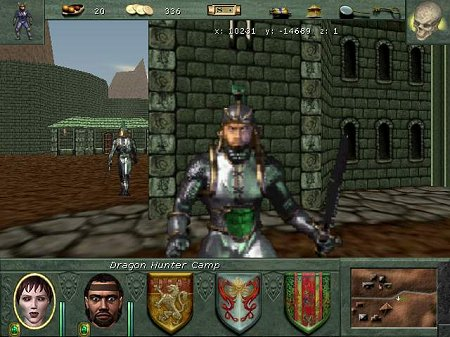 Might and Magic VIII : Day of the Destroyer