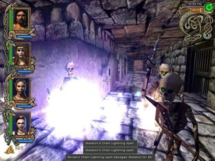 Test Might And Magic 9 PC - Screenshot 6