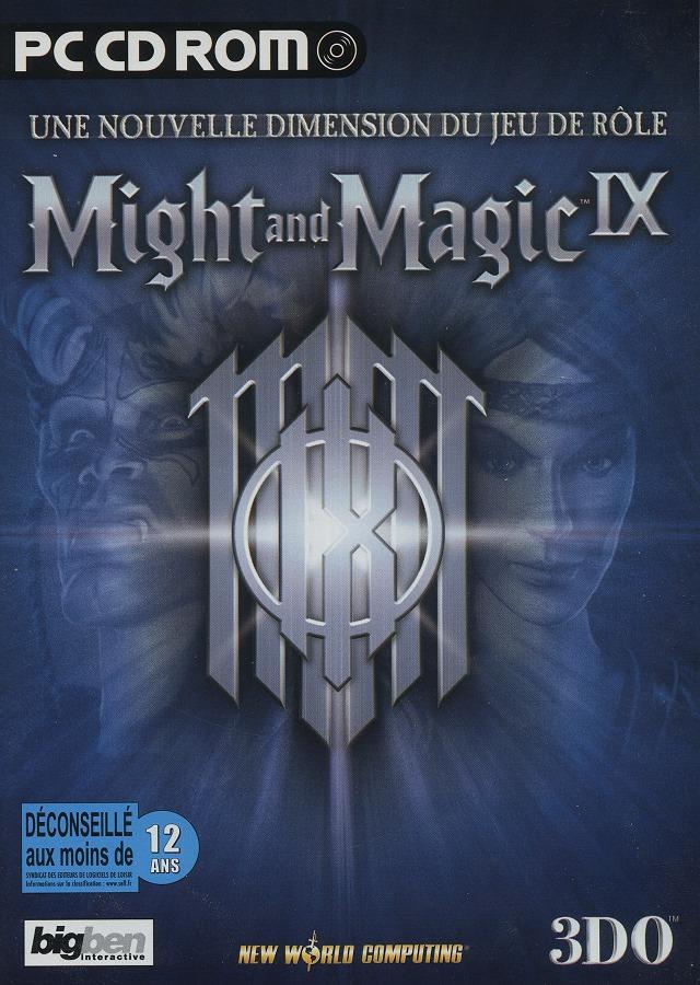 might and magic ix sur pc. Black Bedroom Furniture Sets. Home Design Ideas