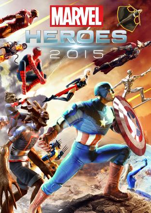Lancement de Marvel Heroes 2015