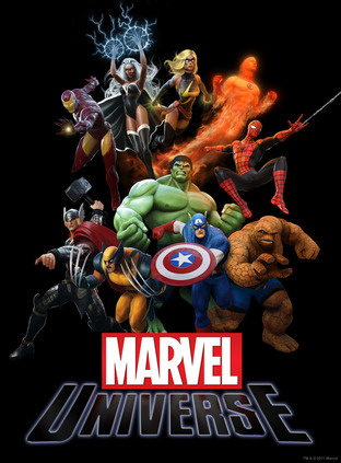 Images Marvel Heroes PC - 1