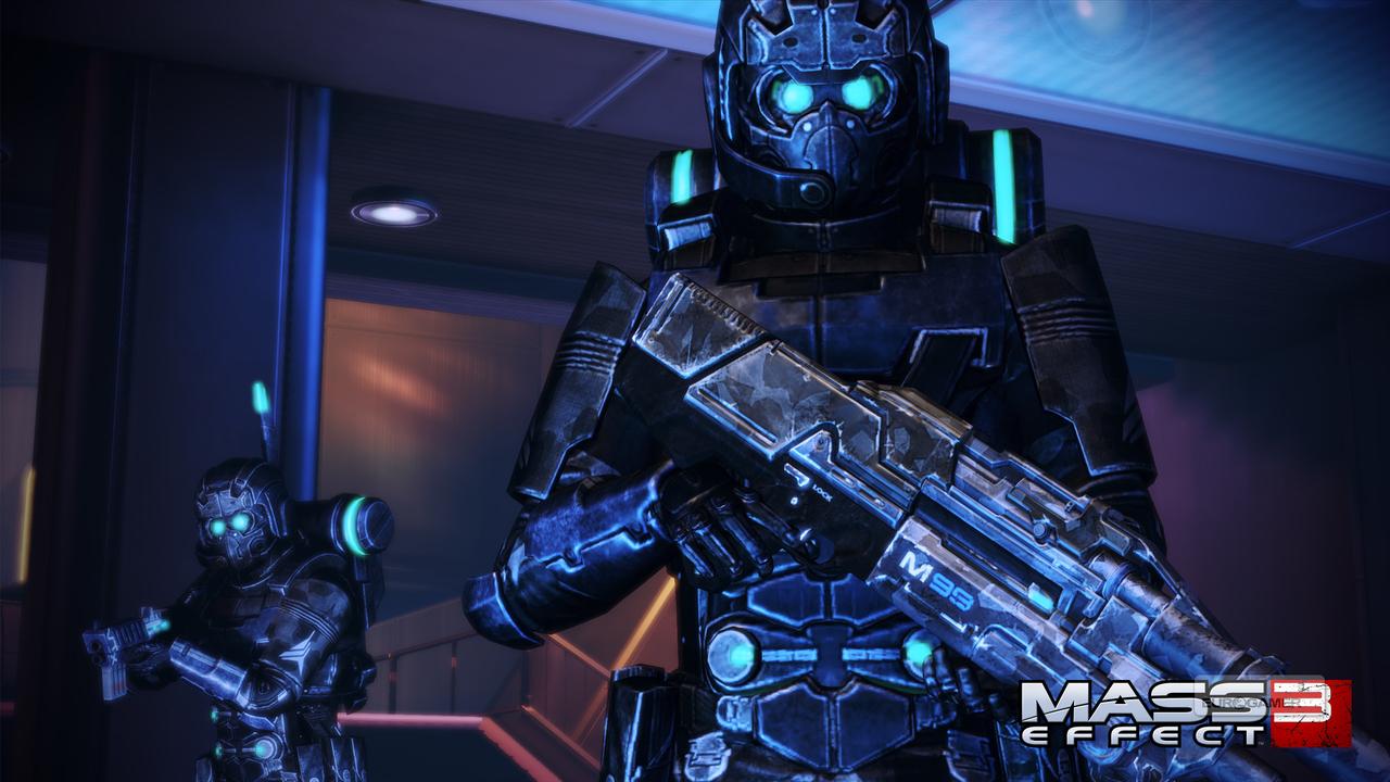 Mass Effect 3 Citadel DLC-RELOADED - Skidrow Games - Crack ...