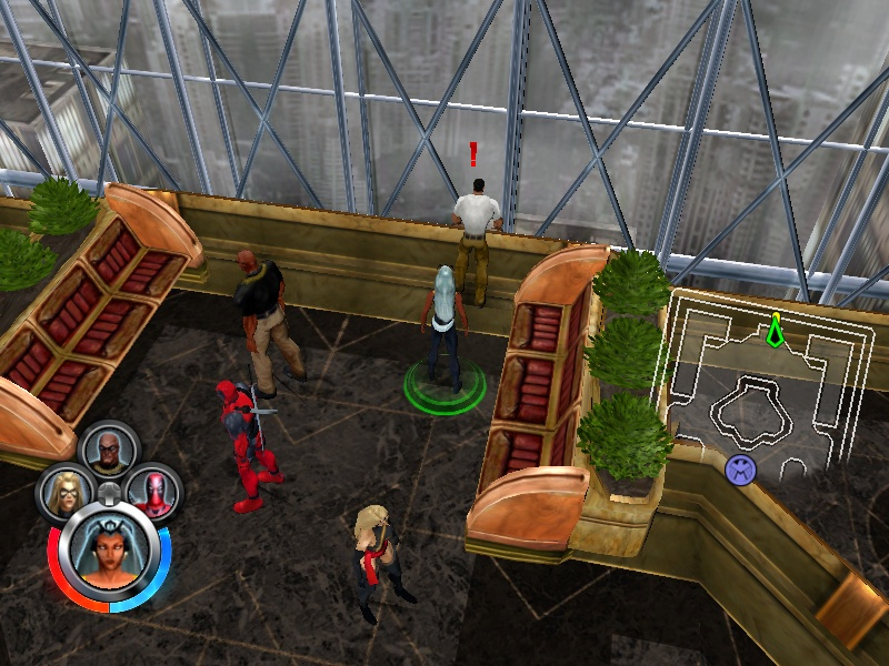 Images Marvel Ultimate Alliance PC