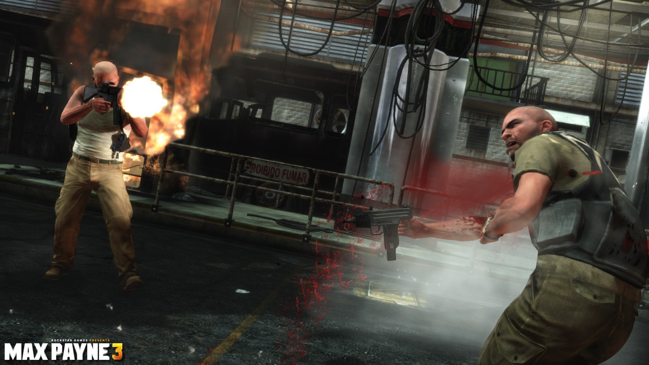 Images Max Payne 3 PC - 135