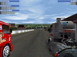 Mercedes-Benz Truck Racing  [PC] [MULTI]