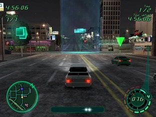 Test Midnight Club PC - Screenshot 1