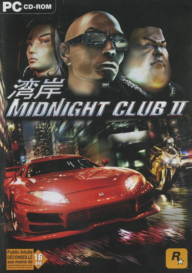 [FS] Midnight Club II [PC]