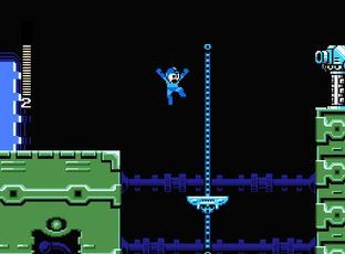 Test Mega Man U