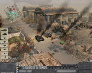 Test Men of War PC - Screenshot 142