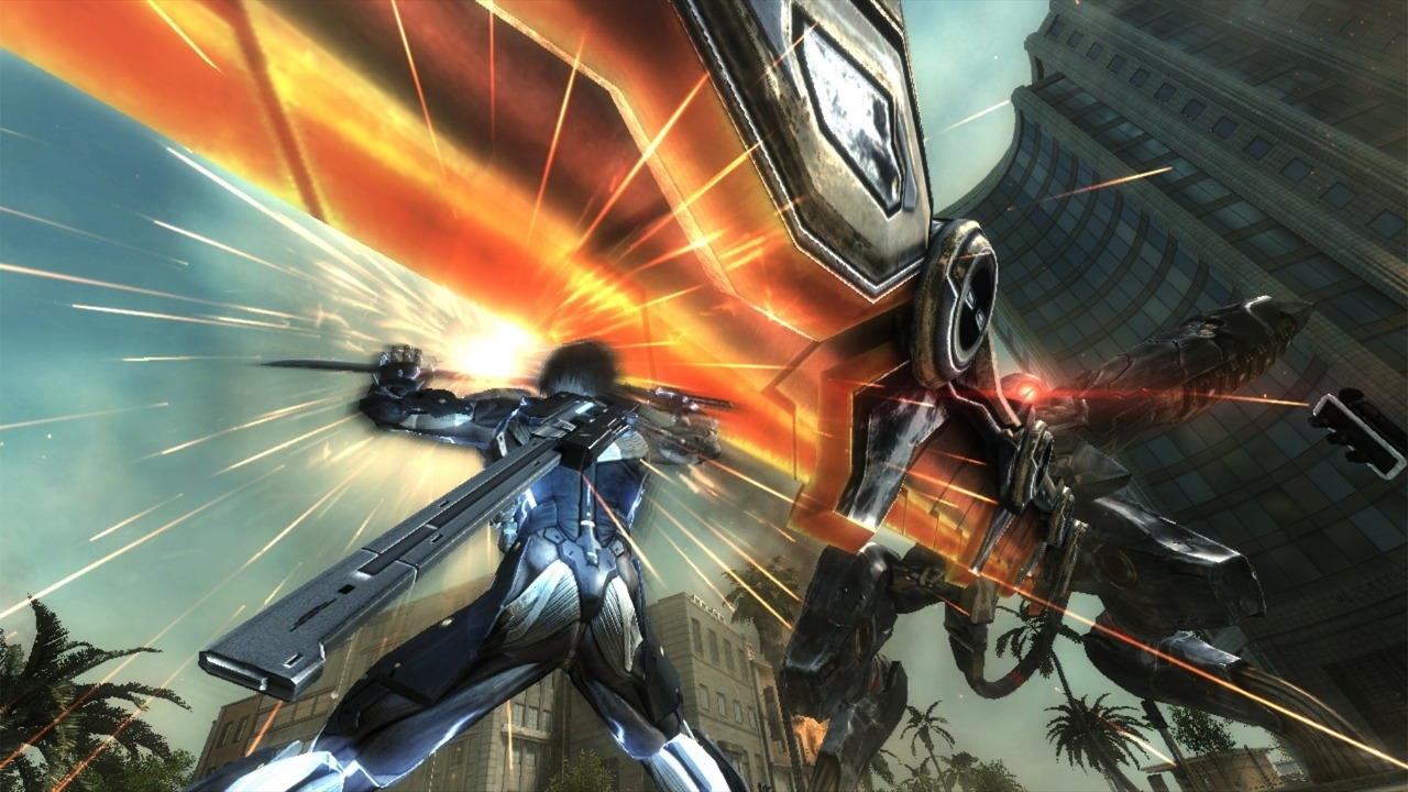 Images Metal Gear Rising : Revengeance PC - 10