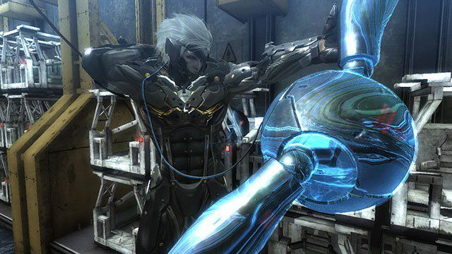 Images Metal Gear Rising : Revengeance PC - 130