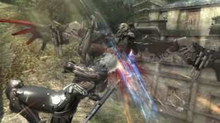 Metal Gear Rising sur PC en images