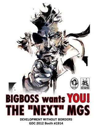 Metal Gear Solid 5 sur PS4 et Xbox 3 ?