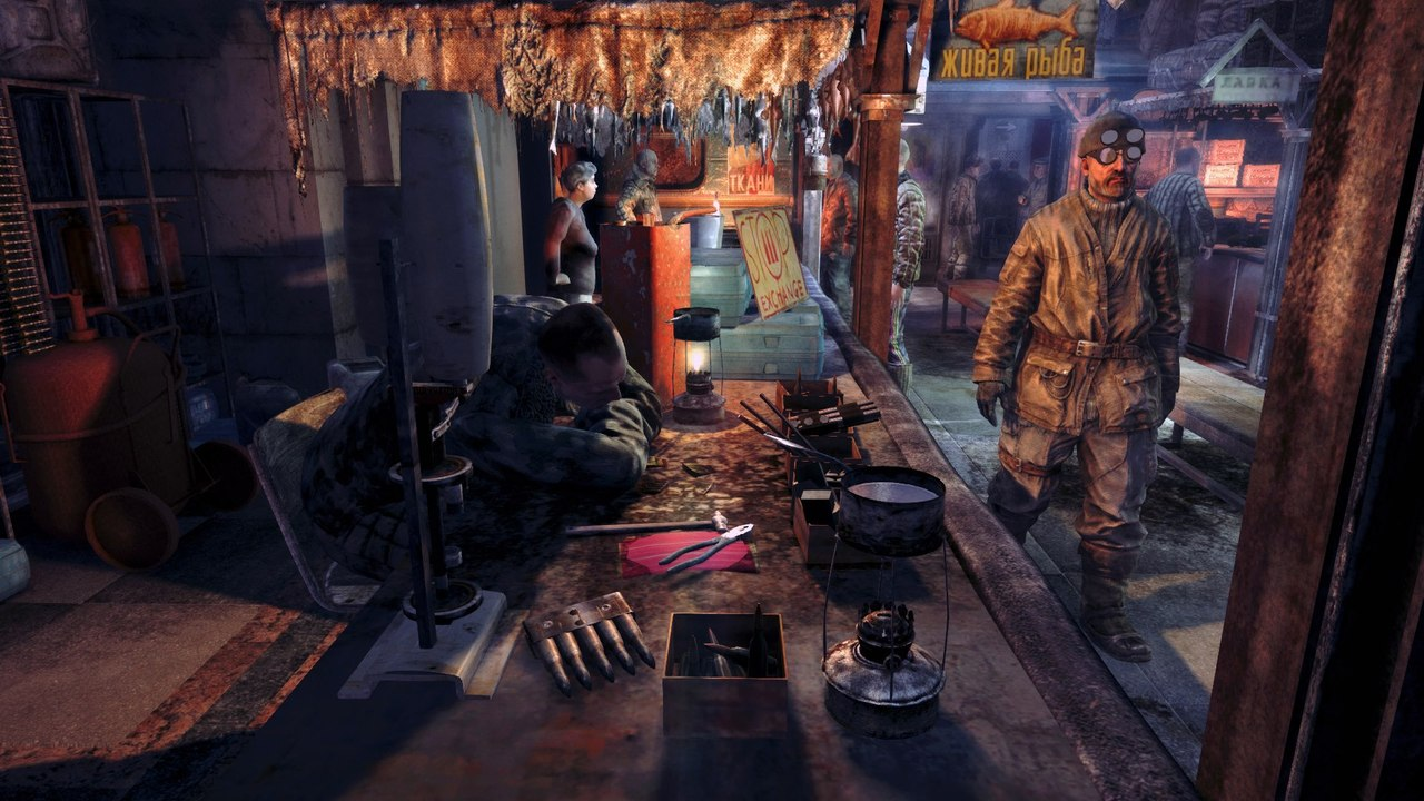 Images Metro : Last Light PC - 39
