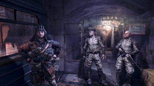 Aperçu Metro Last Light - E3 2012 PC - Screenshot 45