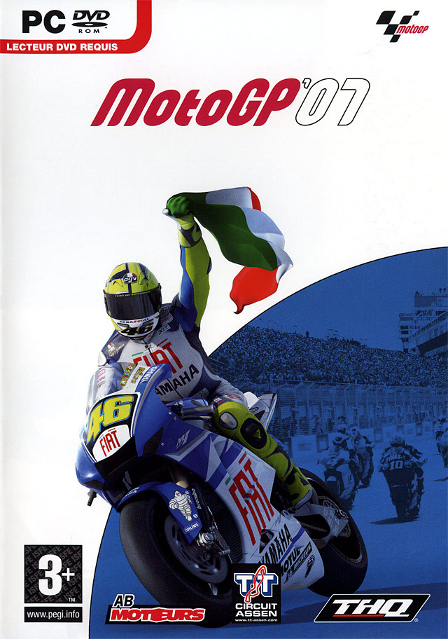 MotoGP 2007 [PC DVD] [Multi5] [ preview 0