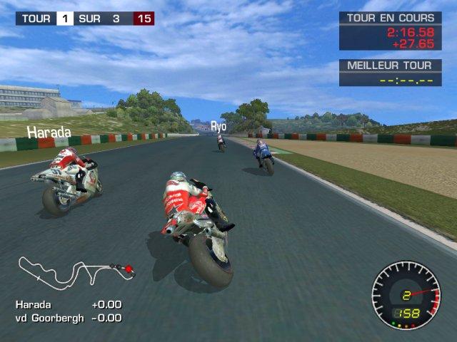 لعبة Moto بحجم ميغا