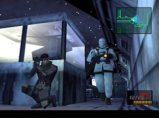 Test Metal Gear Solid PC - Screenshot 2