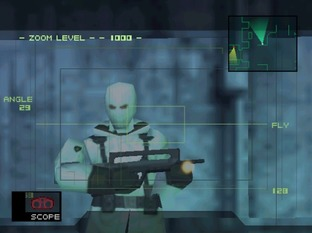 Test Metal Gear Solid PC - Screenshot 3