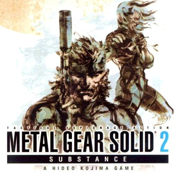 Metal Gear Solid 2 Substance [FS]