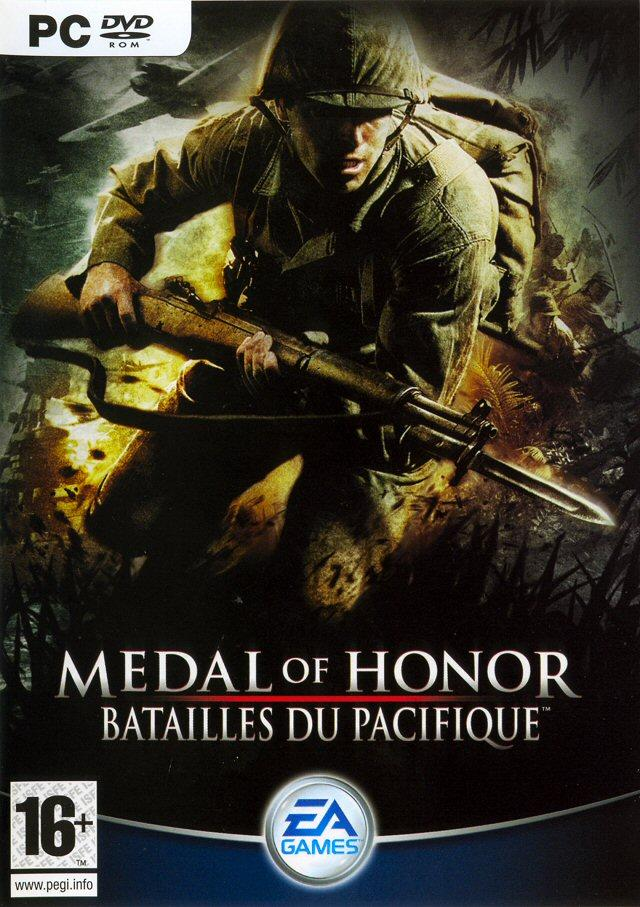 medal of honor pacific assault code serial