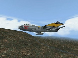 Test Mig Alley PC - Screenshot 1