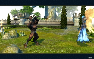 Test Might & Magic Heroes VI : Shades of Darkness PC - Screenshot 6