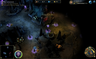 Test Might & Magic Heroes VI : Shades of Darkness PC - Screenshot 8