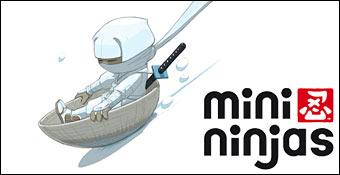 Test du jeu mini ninjas sur pc - Comment dessiner un ninja ...
