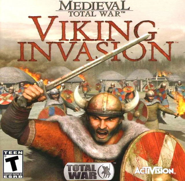 medieval total war viking invasion sur pc. Black Bedroom Furniture Sets. Home Design Ideas