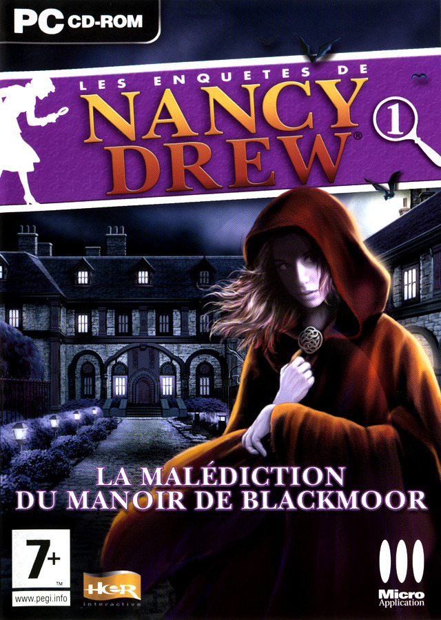 Les Enquêtes de Nancy Drew : La Malédiction du Manoir de Blackmoor [PC] [FRENCH] [FS]