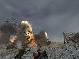 Test Medal Of Honor : Debarquement Allie PC - Screenshot 12