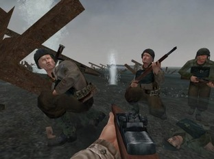 Test Medal Of Honor : Debarquement Allie PC - Screenshot 13