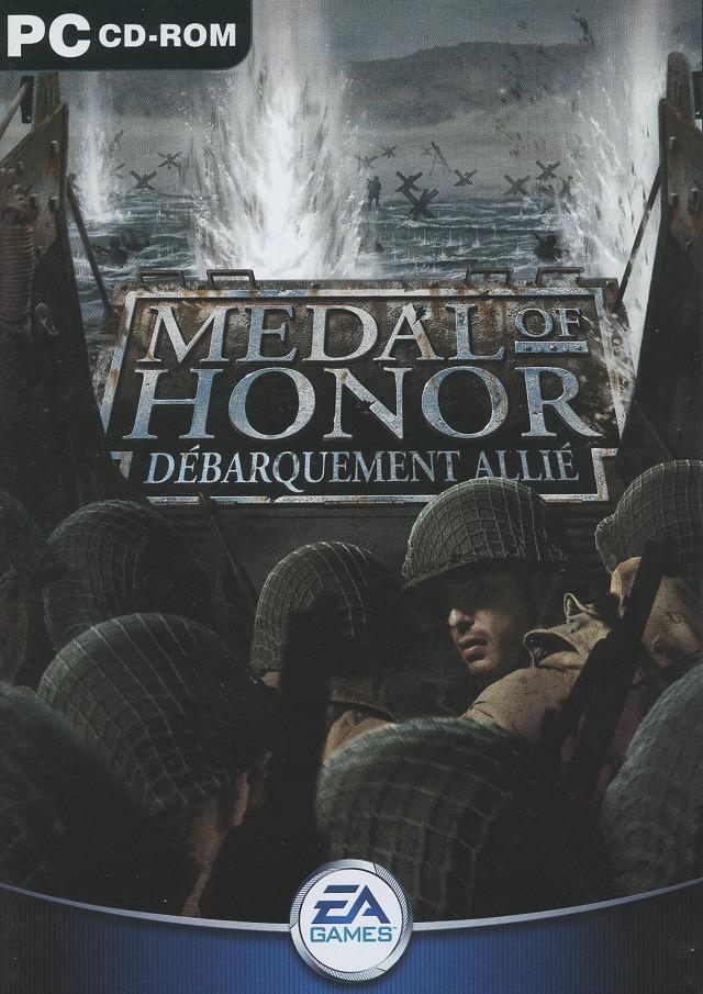 medal of honor debarquement alli complet gratuitement