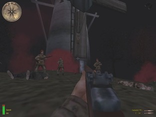 Test Medal Of Honor : Debarquement Allie : En Formation PC - Screenshot 12