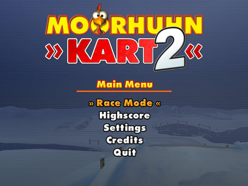 Moorhuhn Kart 2