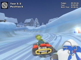 Test Moorhuhn Kart 2 PC - Screenshot 28