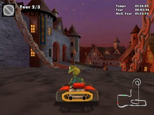 Test Moorhuhn Kart 2 PC - Screenshot 29