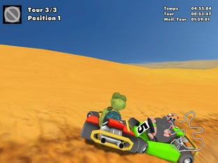 Test Moorhuhn Kart 2 PC - Screenshot 31
