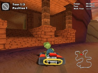 Test Moorhuhn Kart 2 PC - Screenshot 33