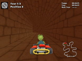 Test Moorhuhn Kart 2 PC - Screenshot 34
